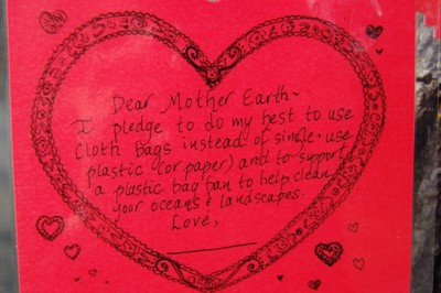 send a valentine to mother earth mary democker