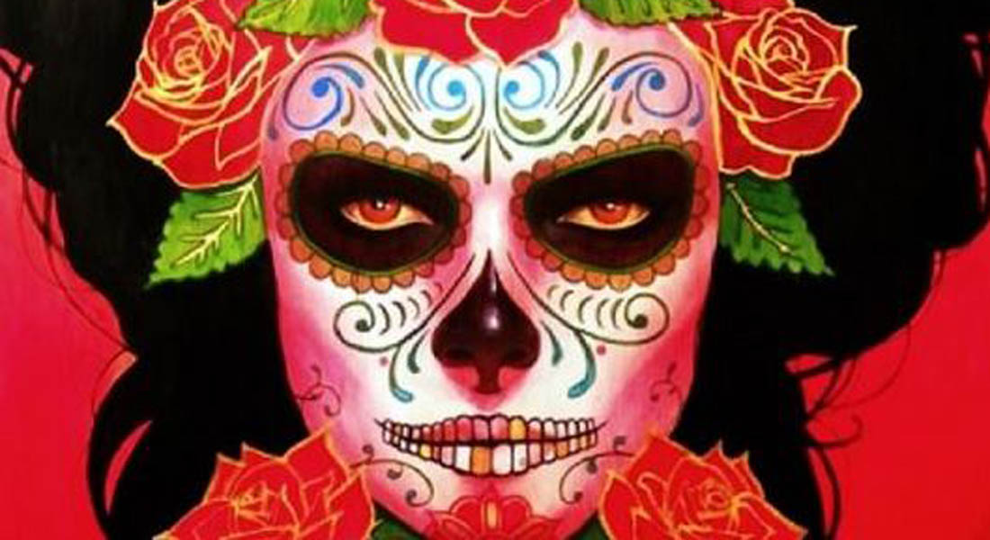 day of the dead angry image
