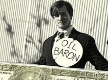 Oil Baron protester