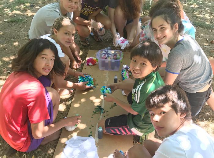 Climate Arts Camp!