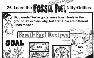 Cartoons! Fossil Fuel Nitty Gritties