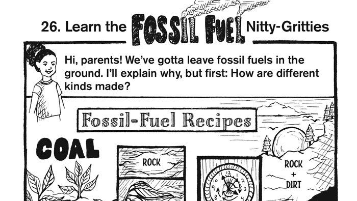 fossil fuel nitty gritties mary democker