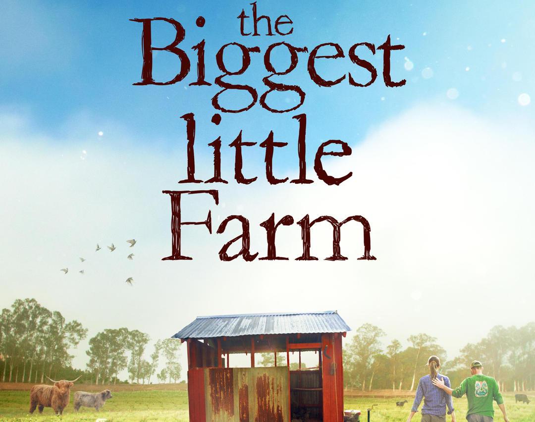 biggest little farm poster movie mary democker family