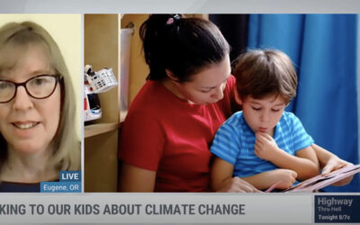 Mary on The Weather Channel: Listen and Empower Kids About Climate